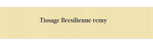 tissage bresilien remy