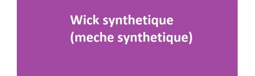 meche synthetique