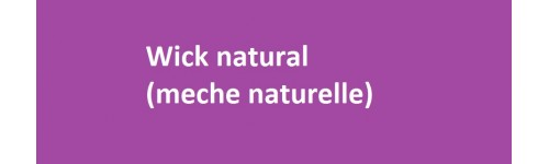 Meche naturel